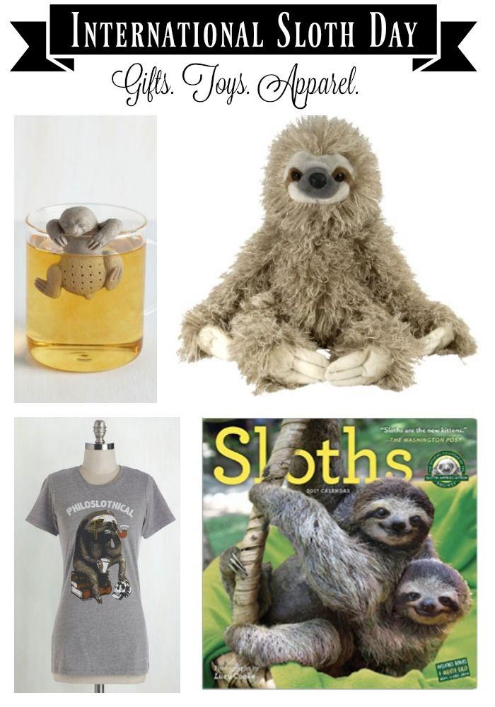 311 best Cute Sloth Stuff! images on Pinterest