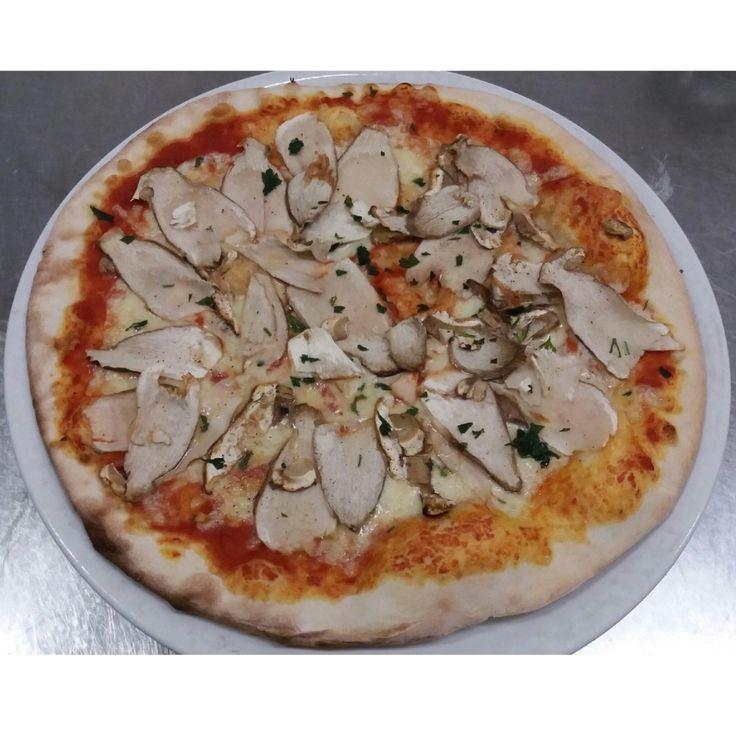 Pizza funghi porcini