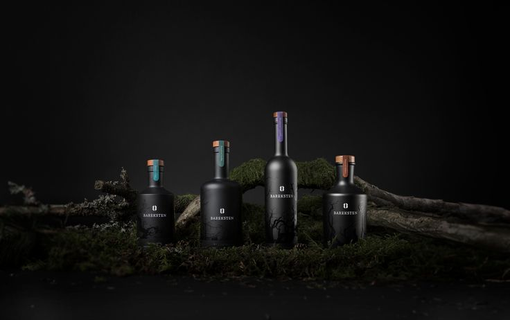Bareksten Spirits — The Dieline | Packaging & Branding Design & Innovation News