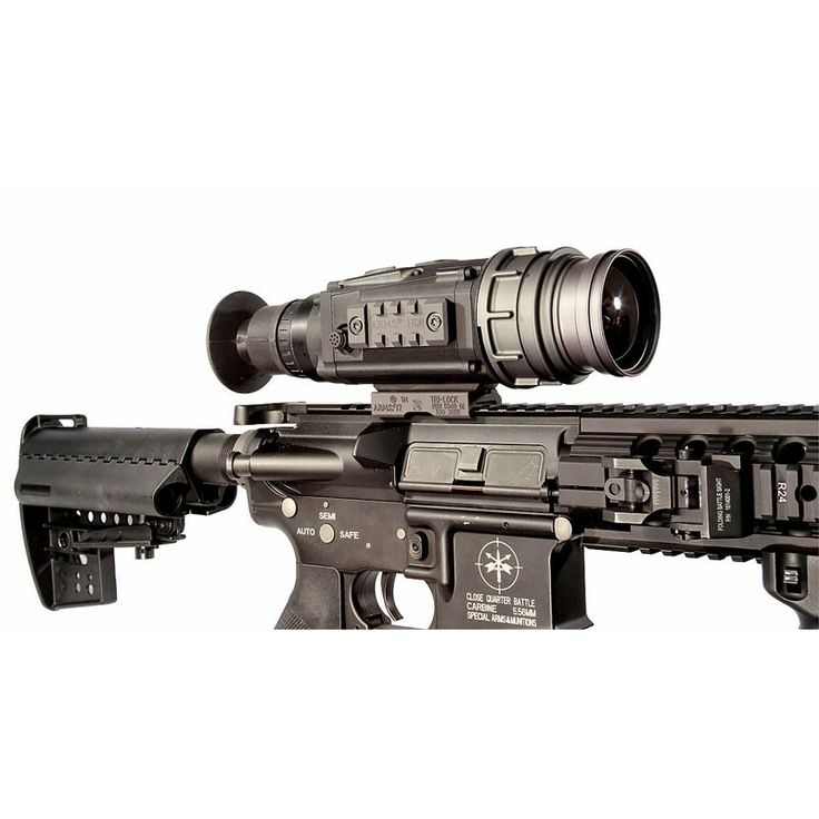 ATN - Thor-640 2.5x Thermal Weapon Sight 640x480 (30Hz) - TIWSMT643B  #nightvision