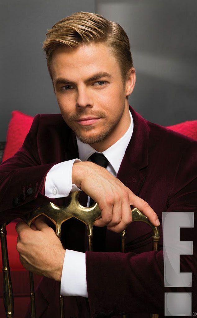 Derek Hough from Emmy Magazine's Winners Photo Studio | E! Online