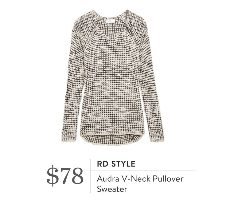 RD Style Audra V Neck Pullover Sweater. I love Stitch Fix! A personalized styling service and it's amazing!! Simply fill out a style profile with sizing and preferences. Then your very own stylist selects 5 pieces to send to you to try out at home. Keep what you love and return what you don't. Only a $20 fee which is also applied to anything you keep. Plus, if you keep all 5 pieces you get 25% off! Free shipping both ways. Schedule your first fix using the link below! #stitchfix @stitchfix…