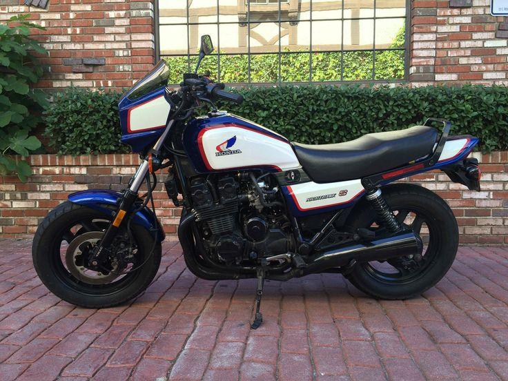 honda nighthawk 700s race ThePriceisRight1986Honda