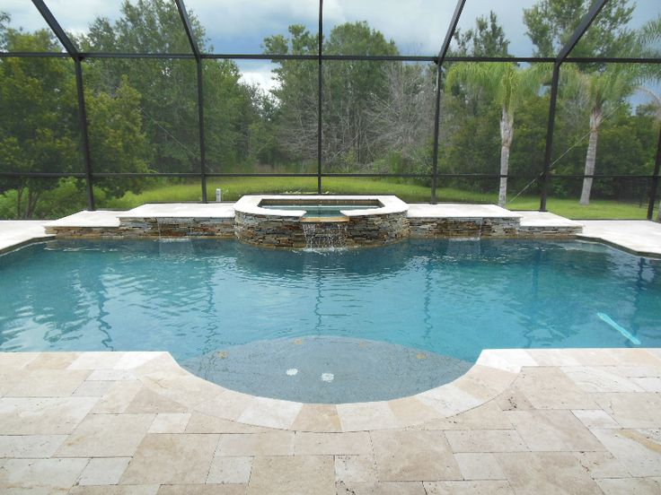 159 best pool raised deck images on pinterest poop deck for Pool design tampa