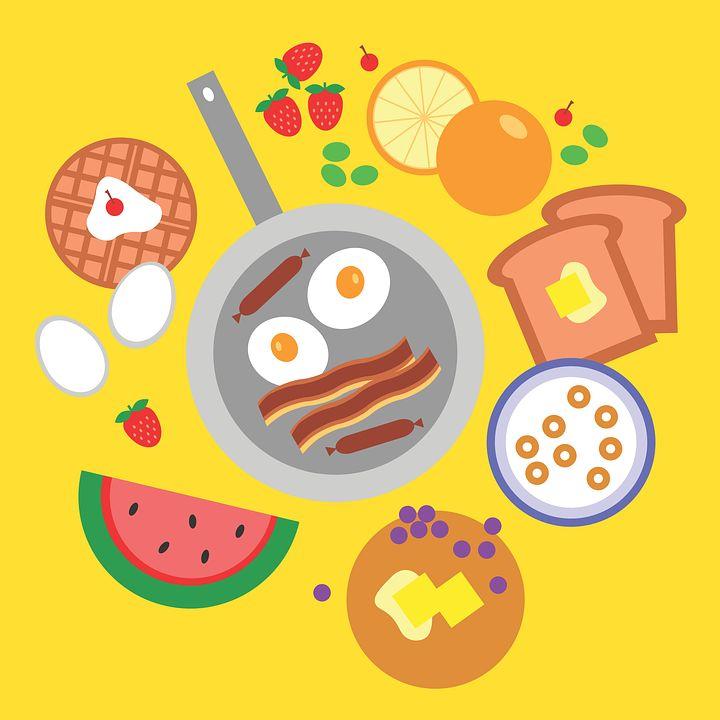 Free image on pixabay breakfast eggs bacon food