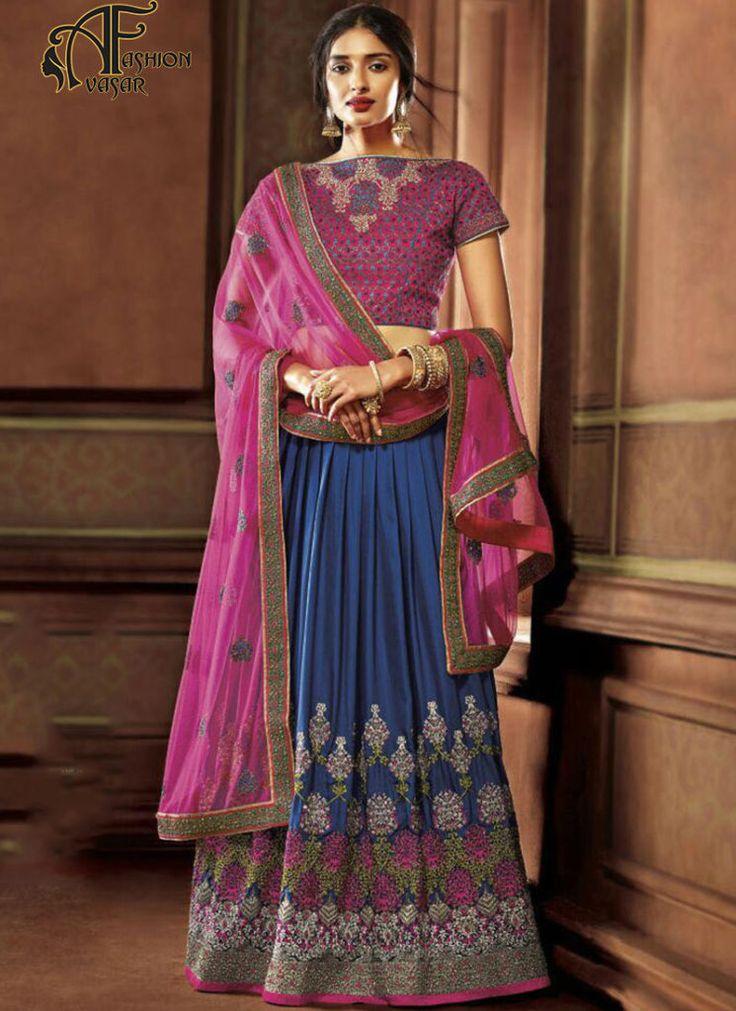 wedding lenghas – buy lehenga online india