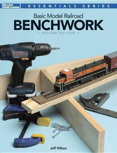 The title may say basics, but this book covers a full range of skills and materials. Beginners building a small table or shelf layout up to experienced modelers assembling the benchwork for a basement