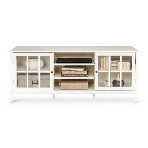 Threshold™ Windham Large TV Stand - Shell