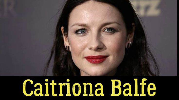 Caitriona Balfe from 'Outlander' – Top 15 Facts