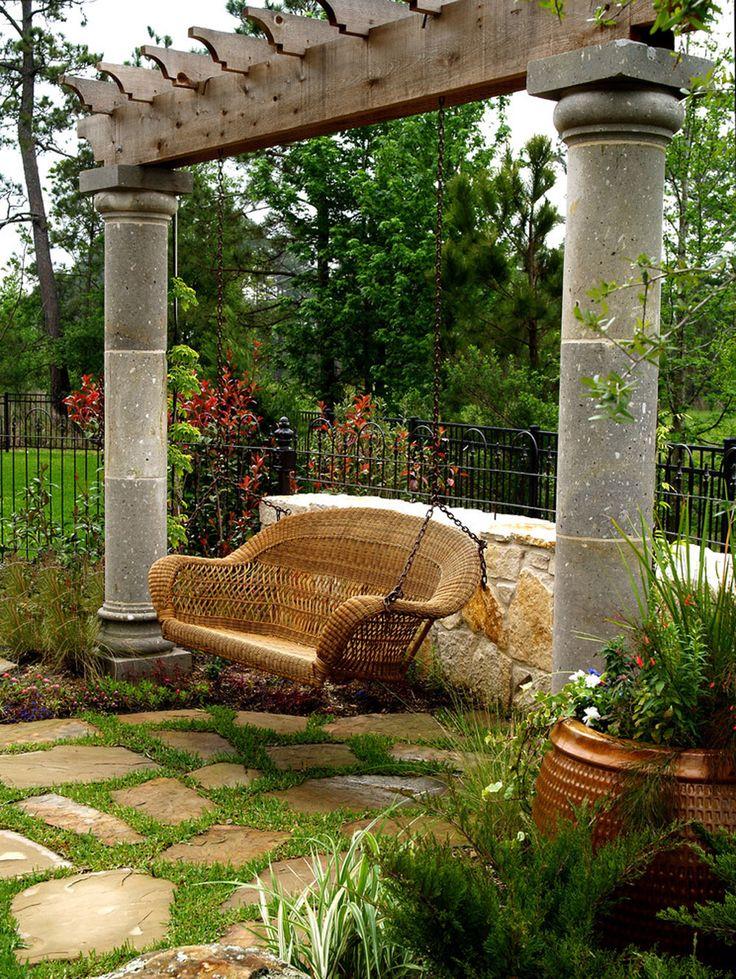Best Garden Backyard Images On Pinterest Backyard Designs