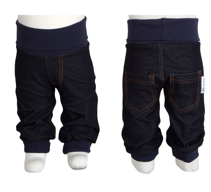 Cool and very soft baby denim! Avalible at emmis klemmis' retailers and in our online shop!
