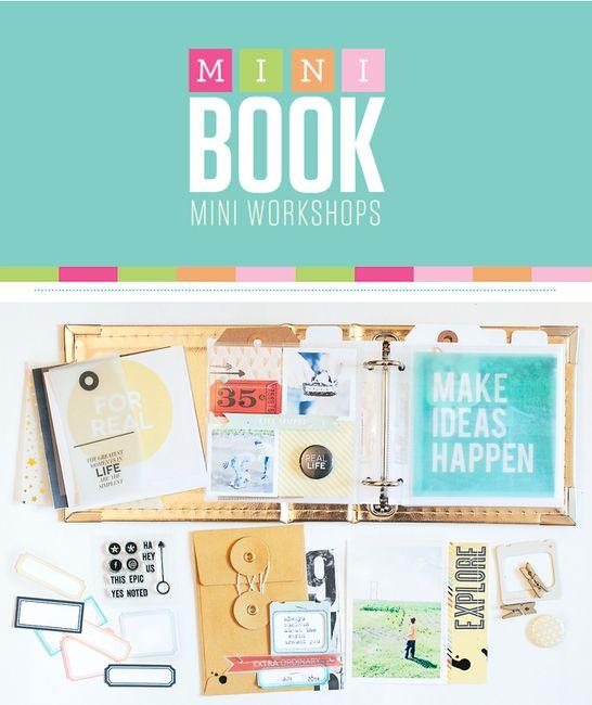 7/25: Mini Book Mini Workshop - Marcy Penner at @studio_calico