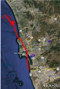 San Diego-Tijuana Earthquake Scenario : San Diego Regional Chapter