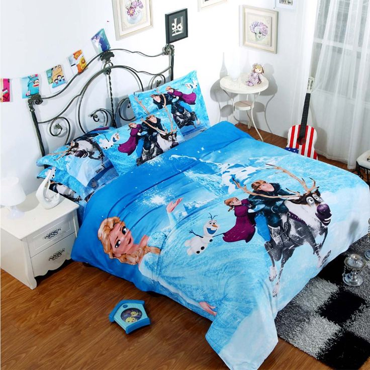 Frozen Bed Set Queen & King Size | EBeddingSets