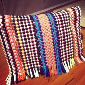 DIY bag bolso kilim