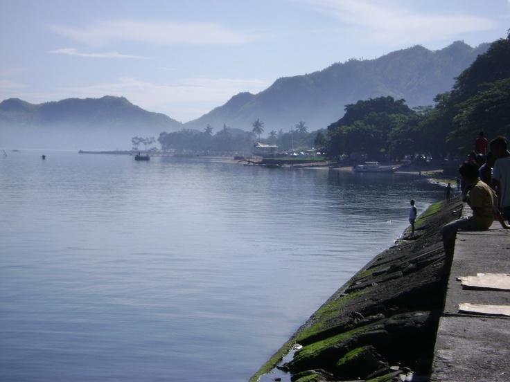 downtown Dili, East Timor