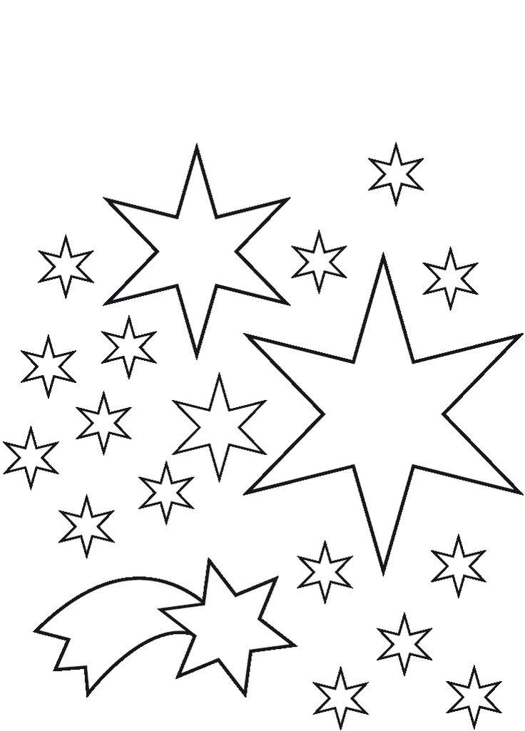 ausmalbilder weihnachten sterne 09 esweihnachtetsehr. Black Bedroom Furniture Sets. Home Design Ideas