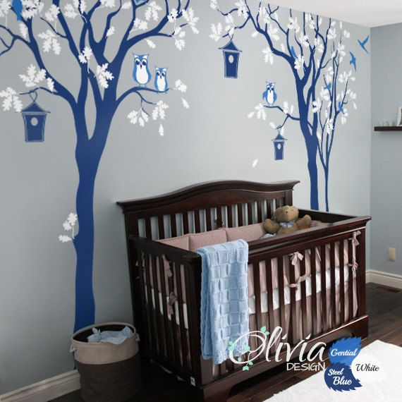 Whether you rent or own, vinyl wall murals give you the option to quickly and easily change the flavors and feel of your walls. Finally! A way to
