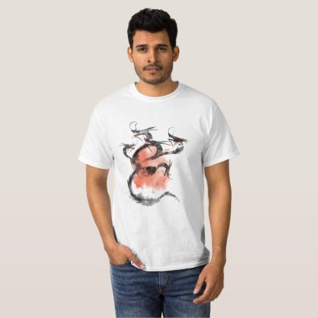 Five Headed Dragons T-Shirt - click to get yours right now!