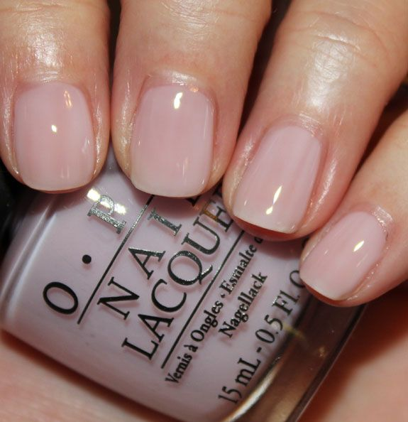 OPI Care To Danse - new fav nail polish from new NYC ballet-inspired OPI line.