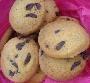 cookies aux pepites de chocolat de Cyril Lignac