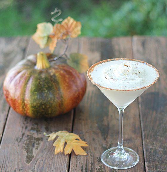 Spiced Pumpkin Cocktail | Recipe | Thanksgiving, Pumpkins ...