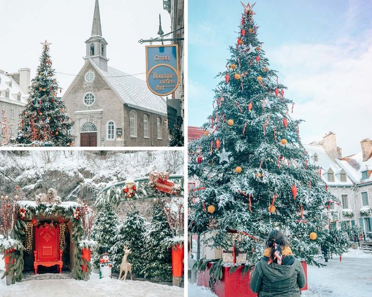 10 Things To Do In Quebec City In The Winter The Ultimate Quebec City Winter Guide In 2020 Quebec City Winter Quebec City Christmas Quebec City