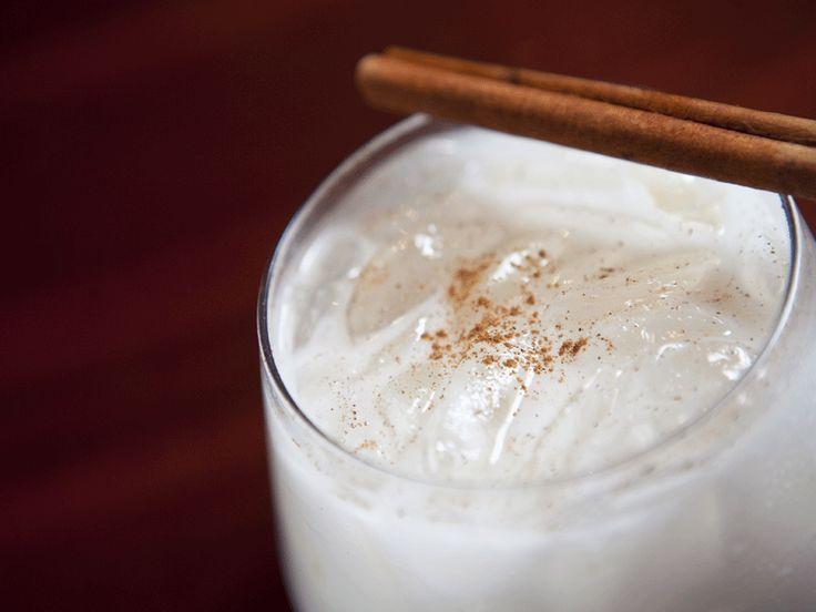 Algunas bebidas que no deben faltar en la Navidad:   Snowflake  Ingredientes: 2 oz. de Van Gogh Coco, ¾ oz. de licor de avellanas, 1 oz. de Ice Cream base  (Island Oasis), Canela y chocolate  en polvo a gusto.  (Foto: Alberto Bartolomei/GFRMedia)