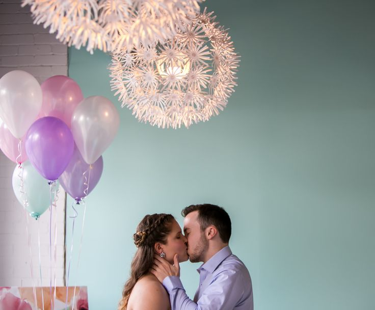 A Sweet Engagement ~ Toronto, ON