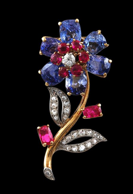 jewels emerald cartier vintage s jewelry sapphire star panther and du diamond iconic jour brooch cartiers