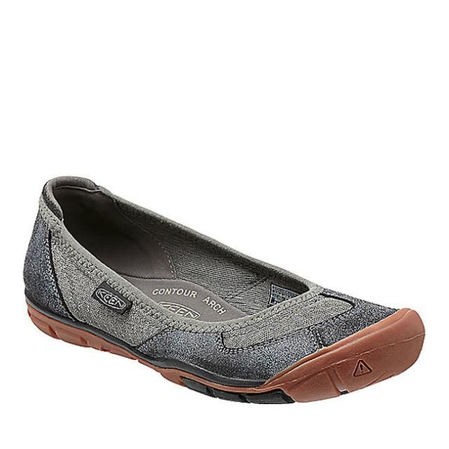 A New Batch of Women's Travel Shoes that Will Keep You On Your Feet: Keen Mercer CNX Ballerina