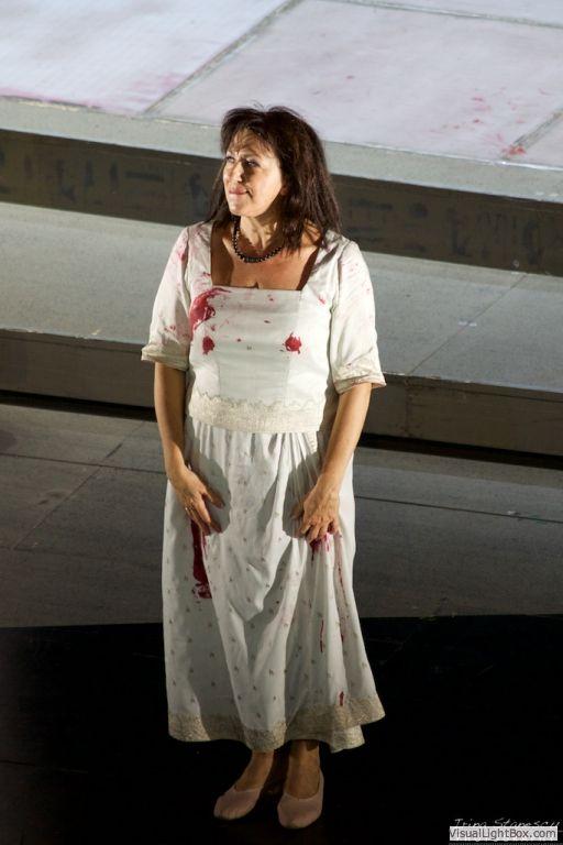 Aida, Bayerische Staatsoper, 25.09.2015 Krassimira Stoyanova