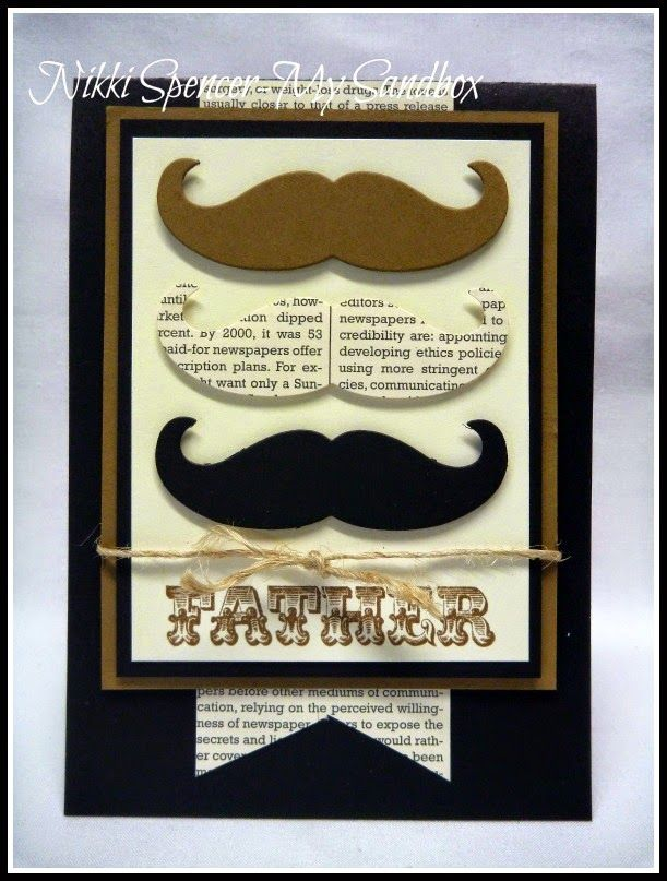 A Mustache for Dad!...