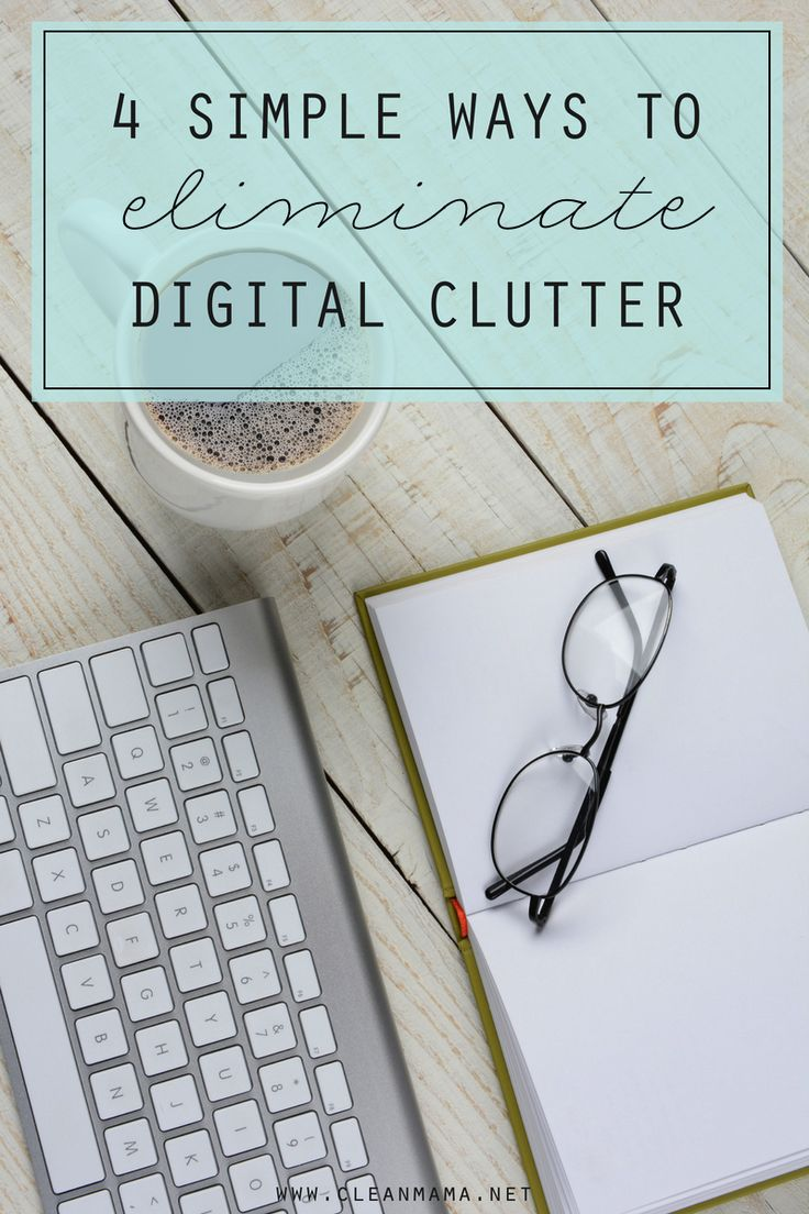 It's a digital world and much like paper clutter, digital clutter is a real thing. An inbox full of unanswered emails can give you that same overwhelmed feeling asa pile of paper and bills on the kitchen counter. For me, the trick to managing digital clutter is having a couple systems in place to deal... (read more...)