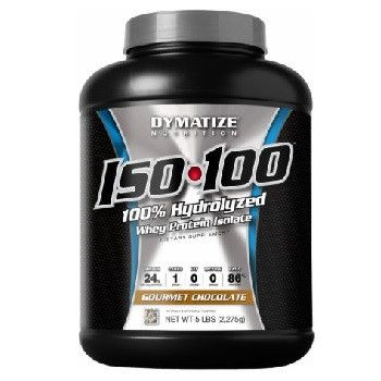 Iso-100 Whey Isolate 1360gr | Dymatize