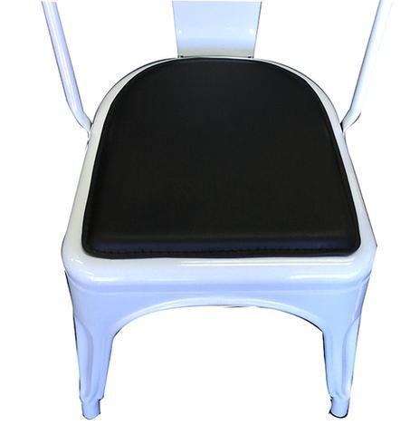 Black Tolix Magnetic Chair Cushion Pad