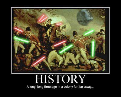 history: George Washington, American History, Trav'Lin Lights, Stars War, Coolers, Funny Stuff, American Revolutions, Lights Saber, Starwars