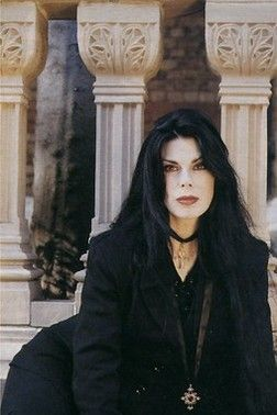 Bassist Patricia Morrison (The Gun Club, Sisters of Mercy, the Damned) was the primary inspiration for Cassandra: strong, imposing, beautiful, and mysterious.