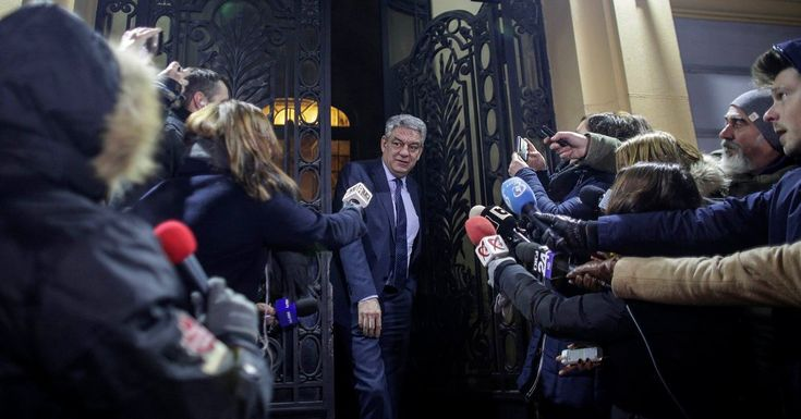 The Social Democrats pulled their support for Mihai Tudose after he clashed with the party's leader, Liviu Dragnea.