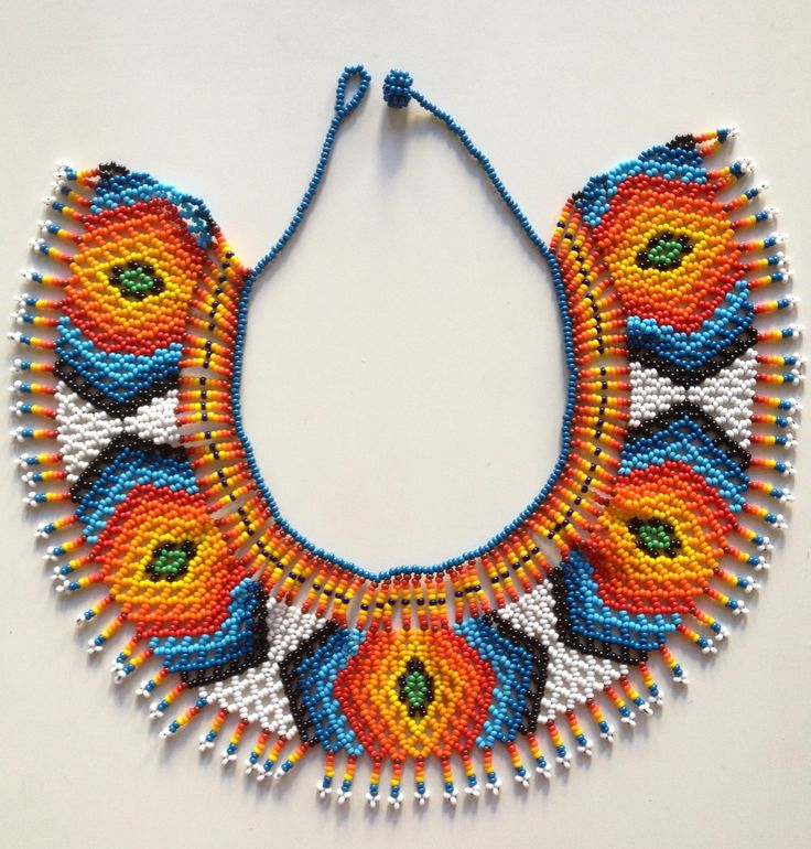 Necklace from Sibundoy, Putumayo (Colombia)