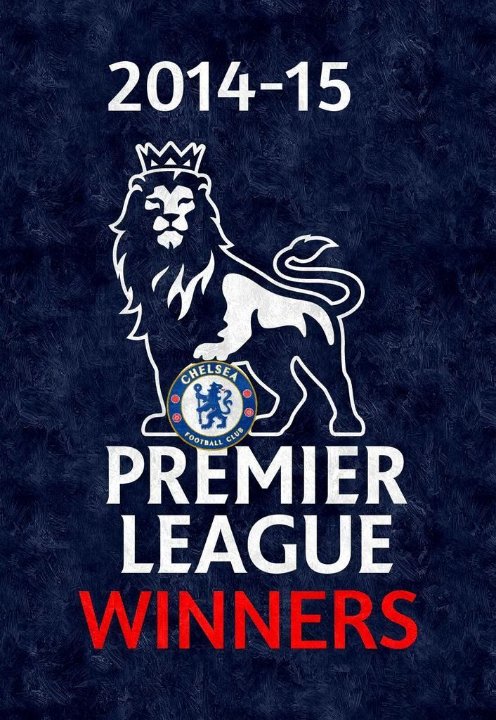 No one else can take it away from us England shall be Blue today #CFC #Champions2014-15