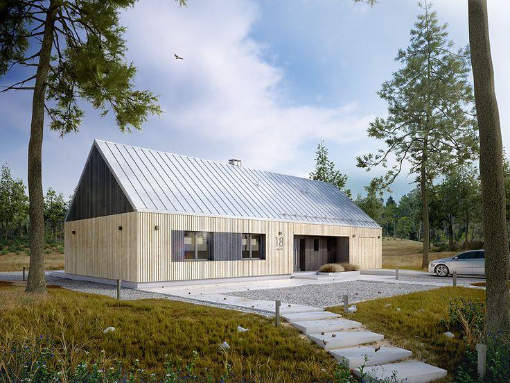 Jemioła (120 m2) to nowoczesny dom parterowy. Pełna prezentacja projektu dostępna jest na stronie: https://www.domywstylu.pl/projekt-domu-jemiola.php. #jemiola #jemioła #domywstylu #mtmstyl #projekty #projektygotowe #dom #domy #projekt #budowadomu #budujemydom #design #newdesign #home #houses #architecture #architektura #moderndesign #domyparterowe