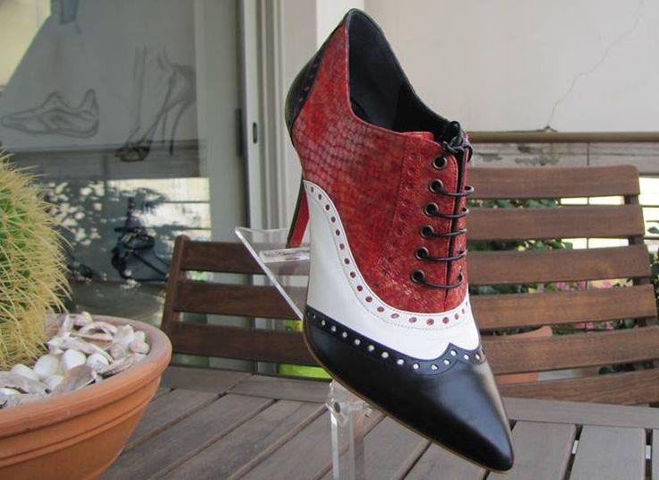 Γυναικεια μποτακια...only fashion styleBlack White Red