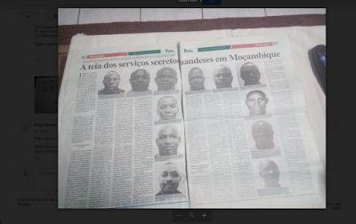 SHIKAMA   : Itangazamakuru ryo muri Mozambique ryambitse ubusa...