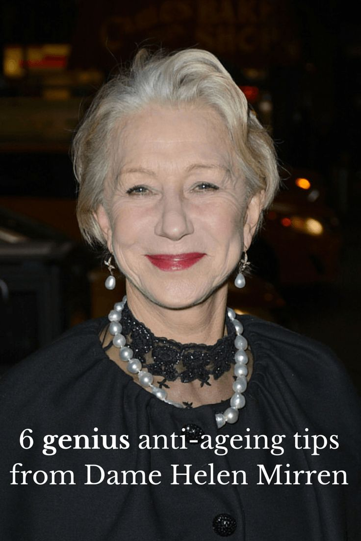 Celebrity Anti-aging Secrets - YouTube