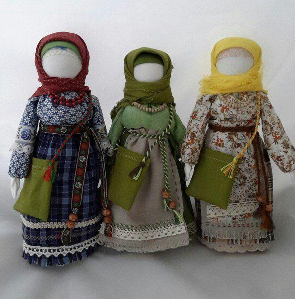 обереговые куклы | 129 фотографий