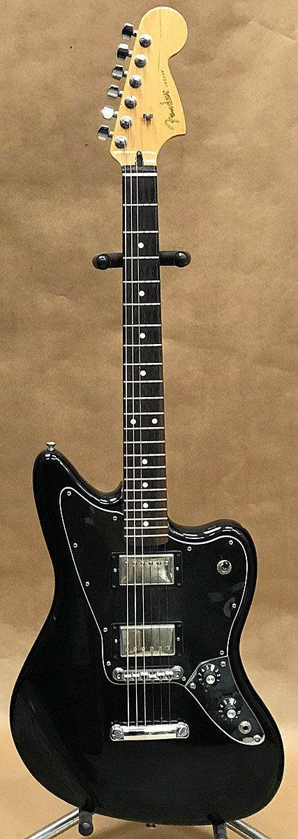 Fender Blacktop Series Jaguar HH Electric Guitar 2011