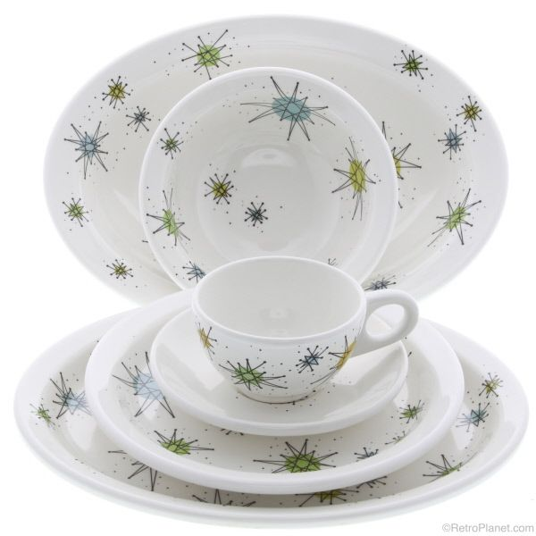 Love these...Vintage Franciscan Starburst Dinnerware | Collectors ...