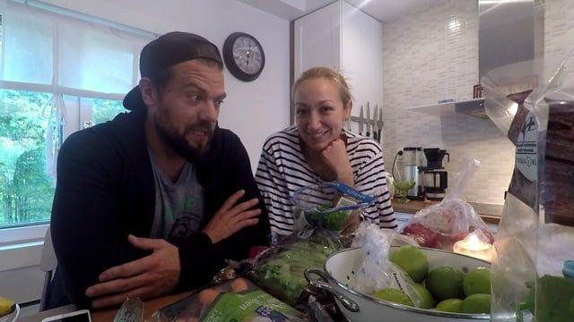 Lähettiin kuukauden mittaiselle Ph dieetile ja tässä vähän ensitunnelmia tulevasta :) - Tony & Emilia