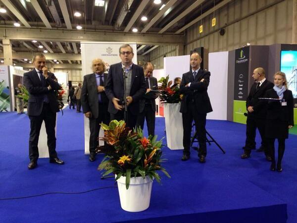 Giovanni Miozzi, presidente della Provincia di Verona, a #Smartenergy